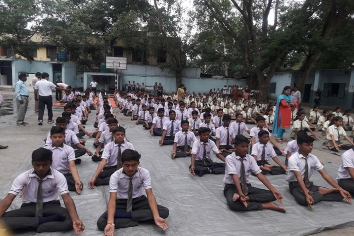 Indian School Of Learning - Meditation