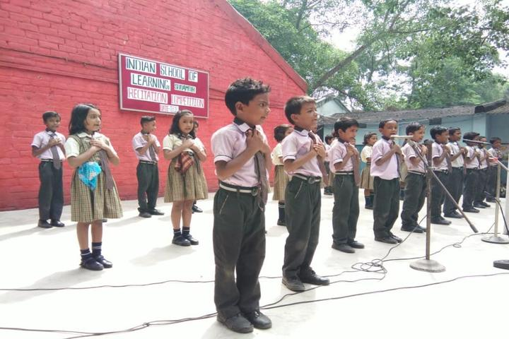 Indian School Of Learning - Recitation Competition