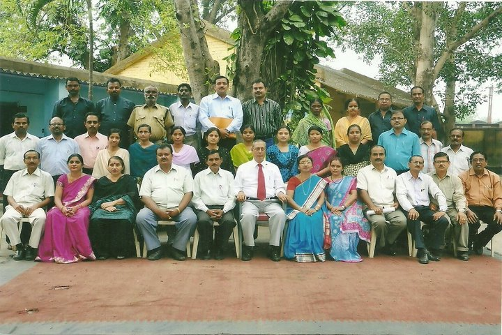 Indian School Of Learning - Staff