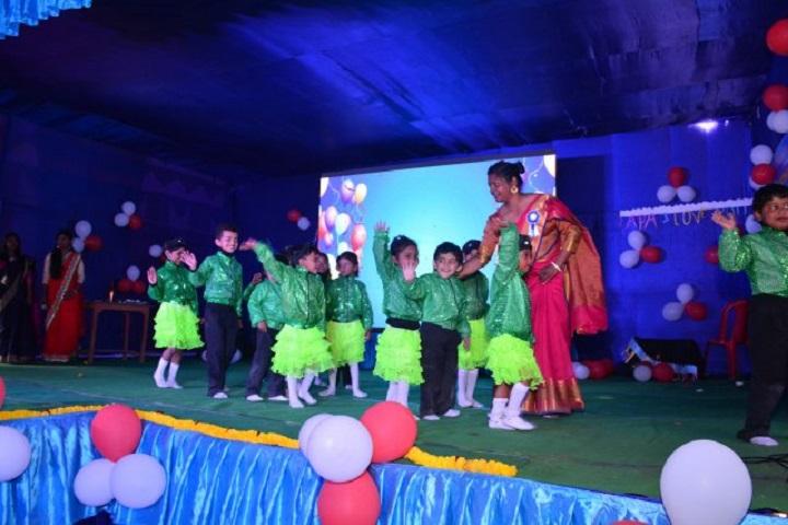 International Public School-Dance