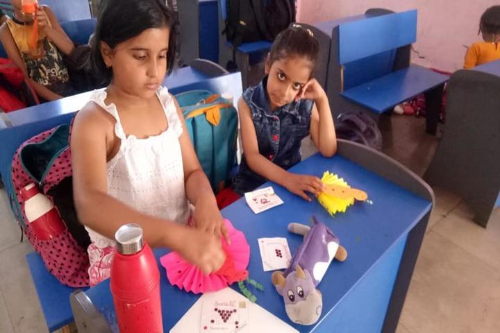 J K International School-Activity
