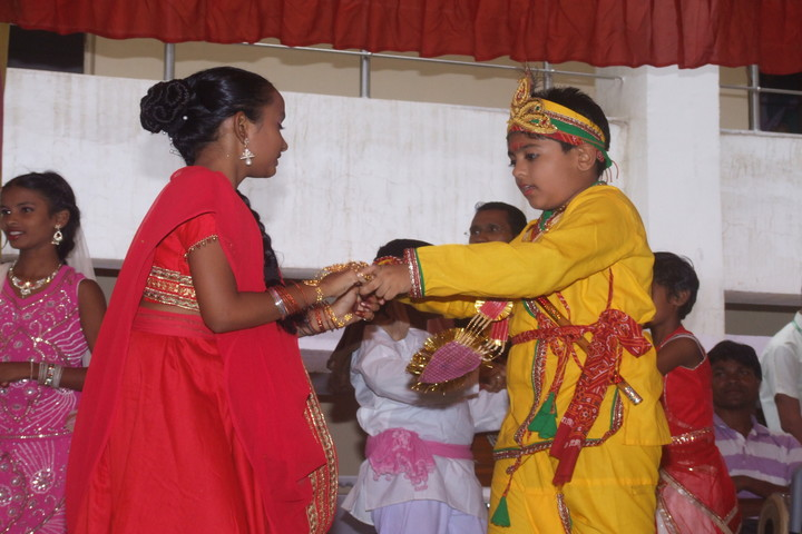 J K International School-Krishnastami Celebrations