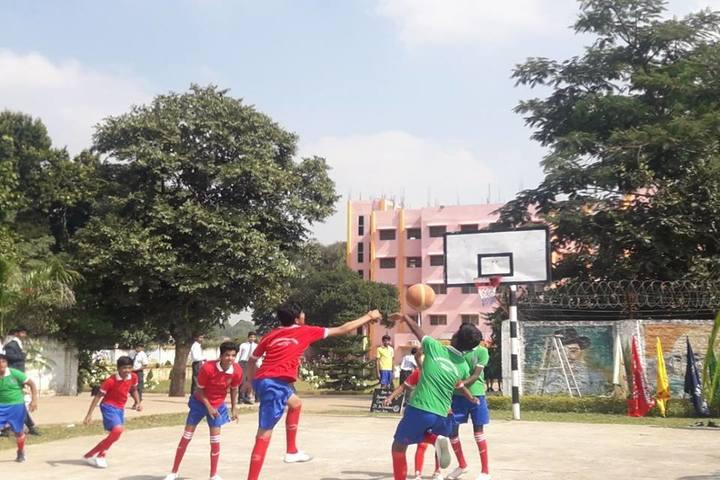 J K International School-Sports
