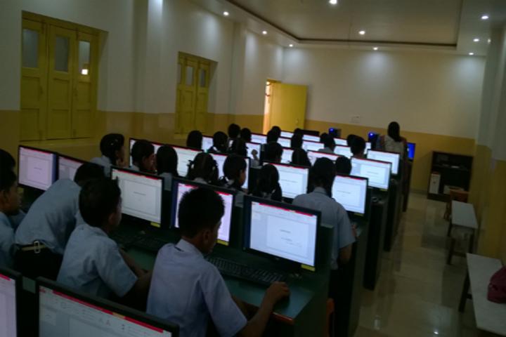 Jack And Jill School-Computer Lab