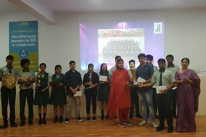 Jamshedpur Public School-Award