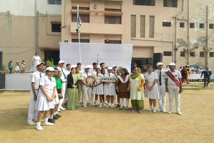 Jamshedpur Public School-Sports Day
