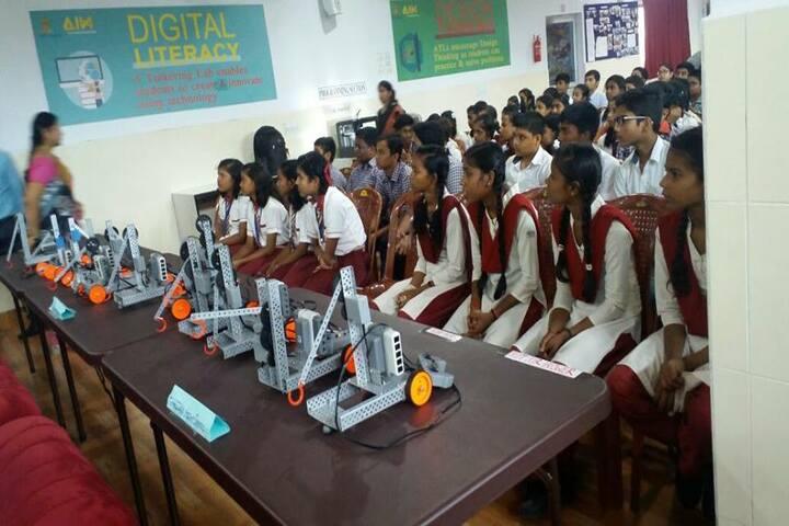 Jamshedpur Public School-Workshop
