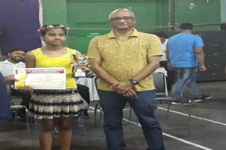 Jamshedpur Public School-Prize Distribution