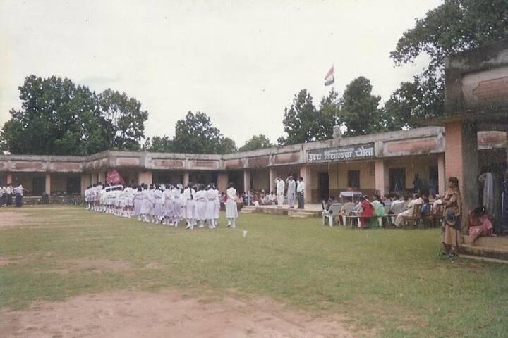 Jawahar Navodaya Vidyalaya-March past
