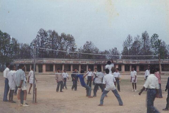 Jawahar Navodaya Vidyalaya-Volley Ball