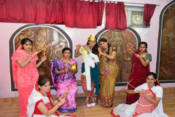 Jawahar Navodaya Vidyalaya-Janamastami Celebrations