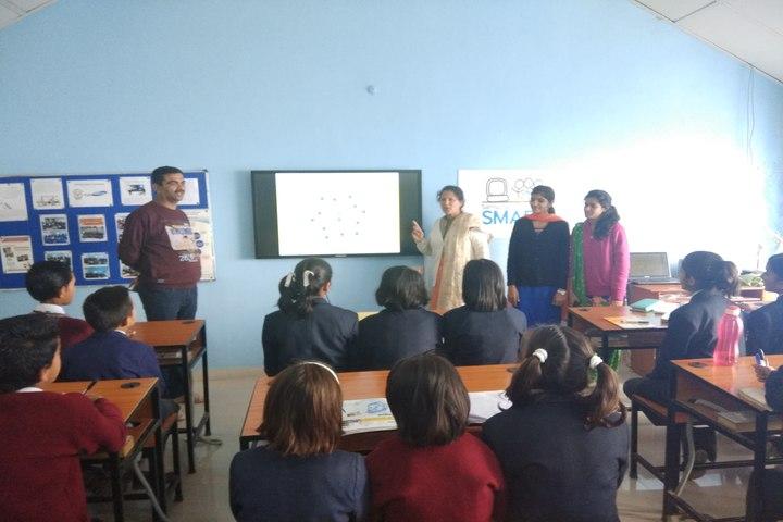 Jawahar Navodaya Vidyalaya - Classroom