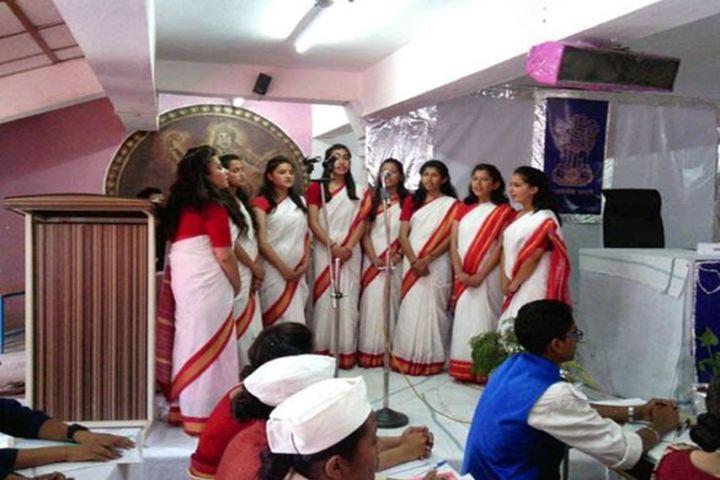 Jawahar Navodaya Vidyalaya - Singing