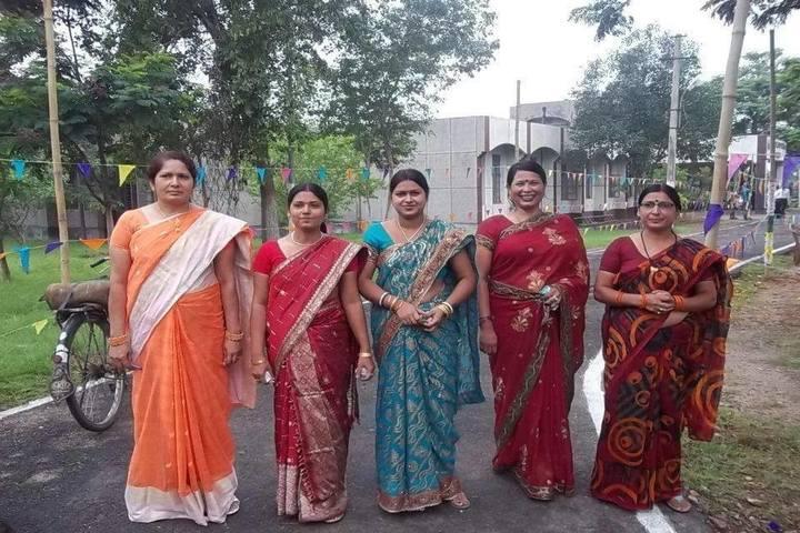 Jawahar Navodaya Vidyalaya - Staff