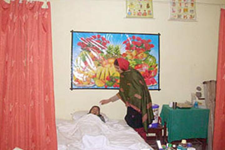 Jawahar Navodaya Vidyalaya-Medical Room