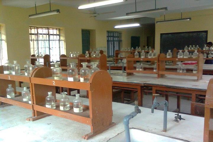 Jawahar Vidya Mandir-Chemistry lab