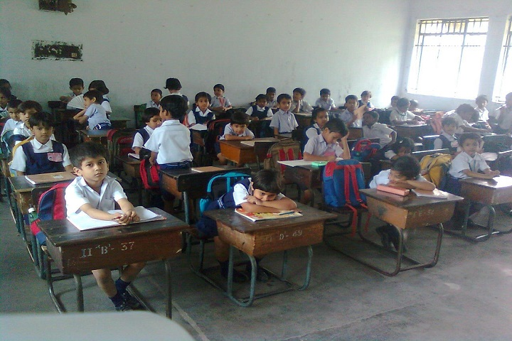 Jawahar Vidya Mandir-Classroom