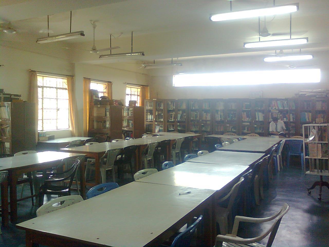 Jawahar Vidya Mandir-Library