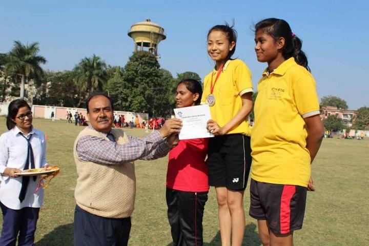 Jawahar Vidya Mandir-Sports