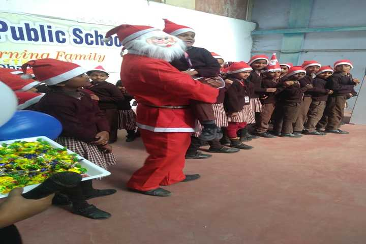Jharkhand Public School-Christmas Celebrations
