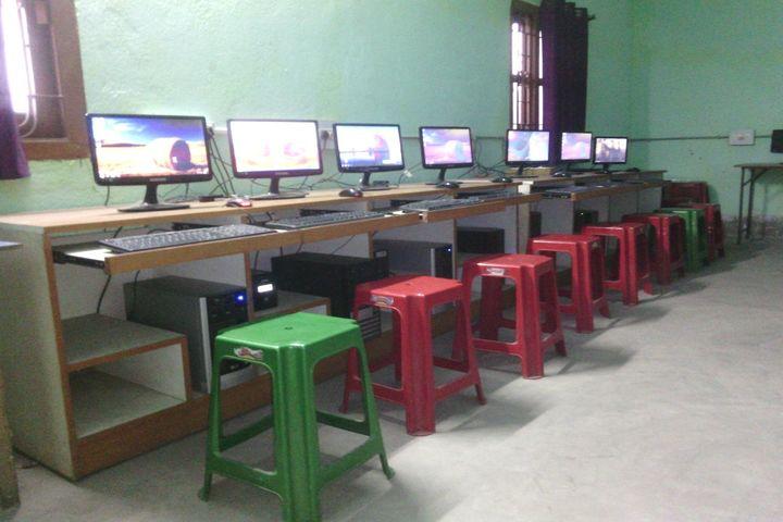 Jharkhand Public School-Computer Lab