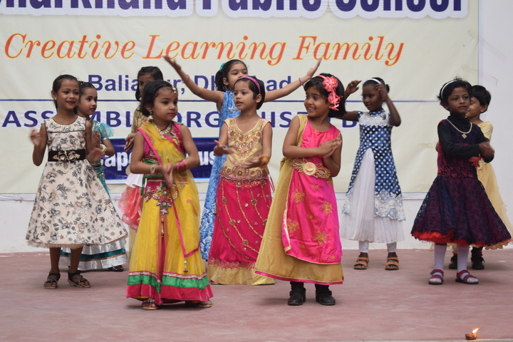 Jharkhand Public School-Events