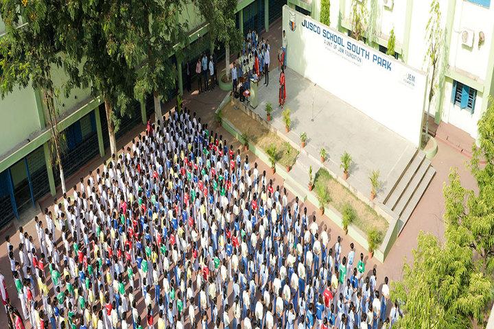 Jusco School-Assembly