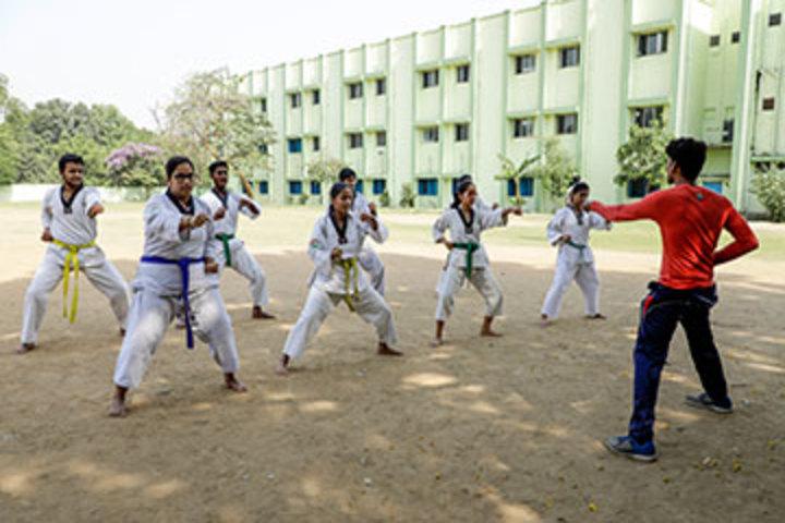 Jusco School-Karate