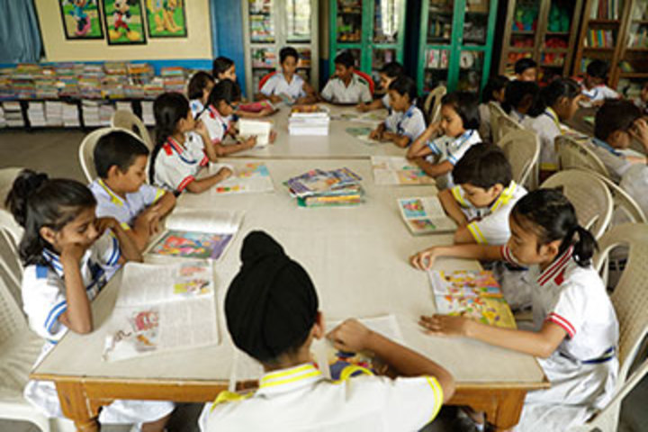 Jusco School-Library