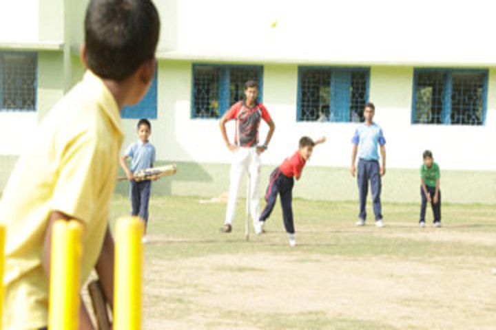 Jusco School - Cricket