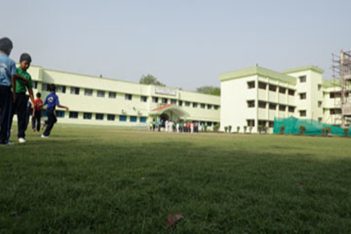 Jusco School - Ground