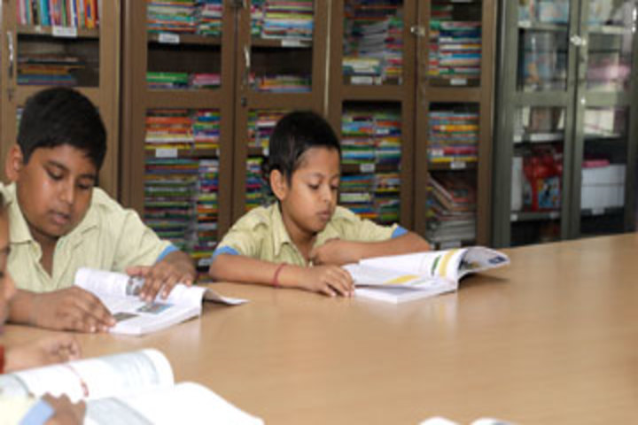 Jusco School - Library