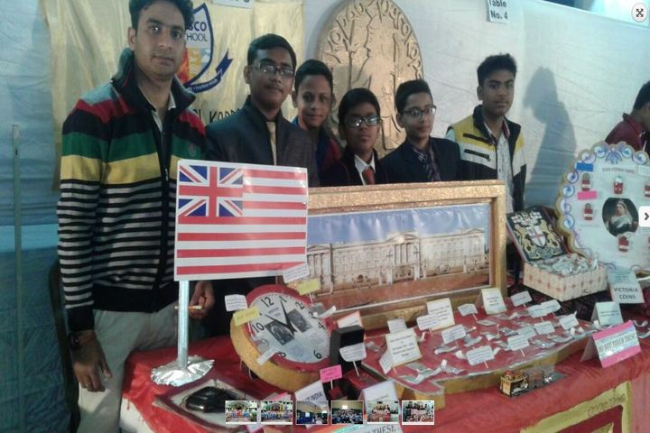 Jusco School - School Exhibition
