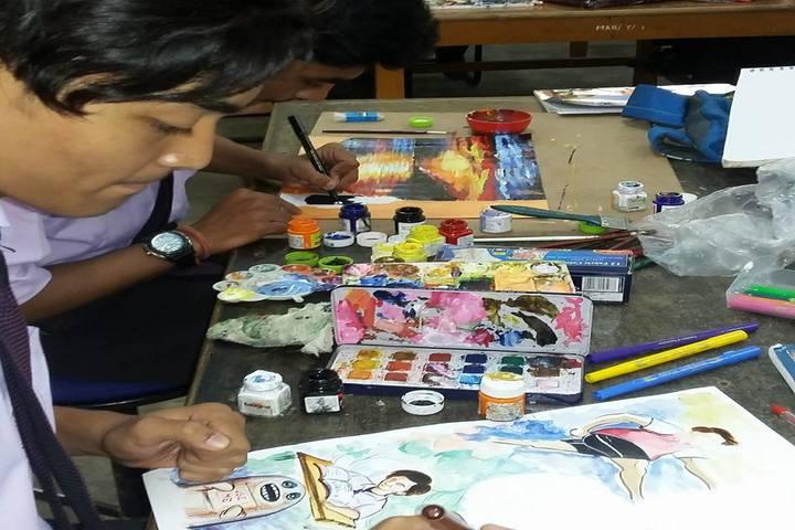 Kairali School-Activity