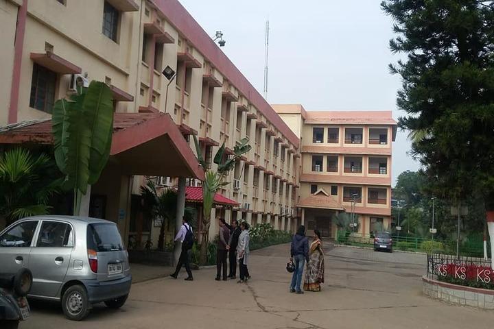 Kairali School-Campus View