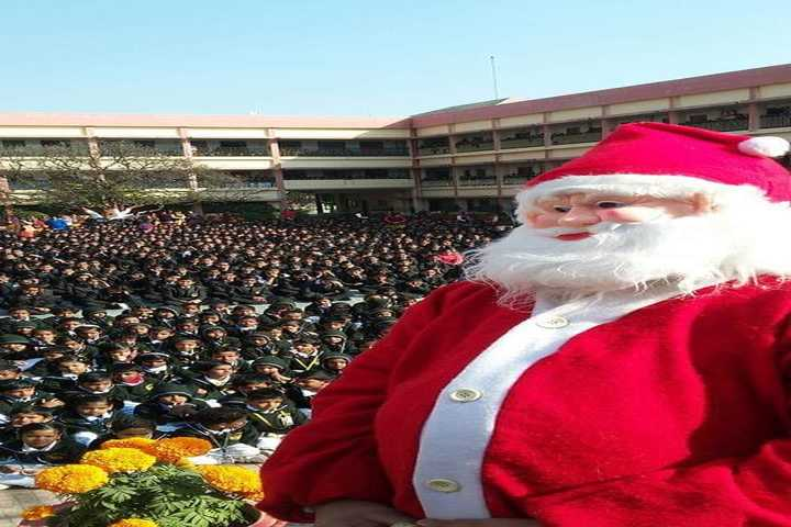 Kairali School-Christmas Celebrations