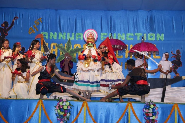 Kairali School-Dance