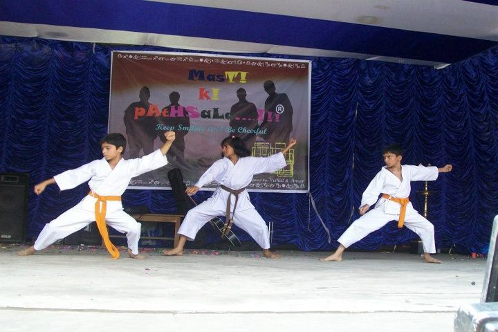 Kairali School-Karate