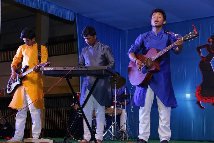 Kairali School-Music