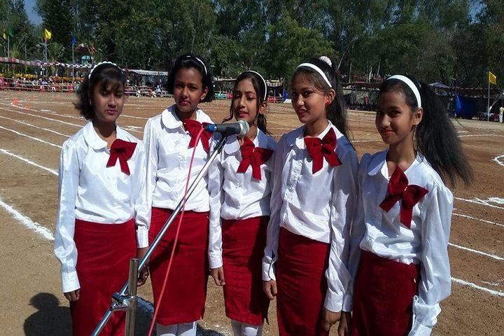 Kairali School-Singing