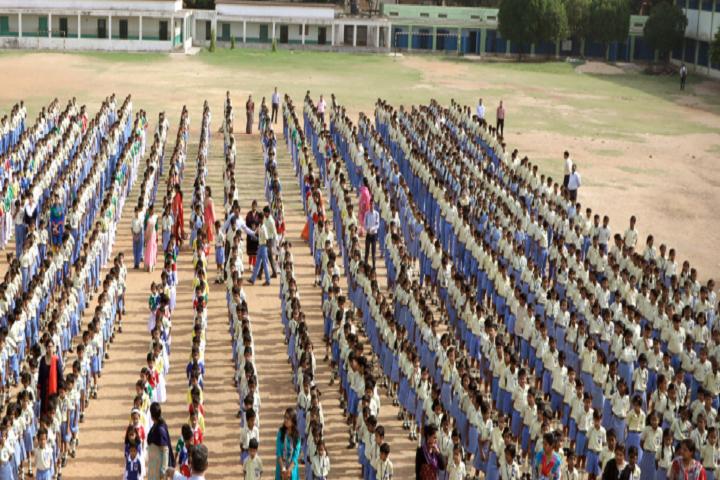 Kasidih High School-Assembly