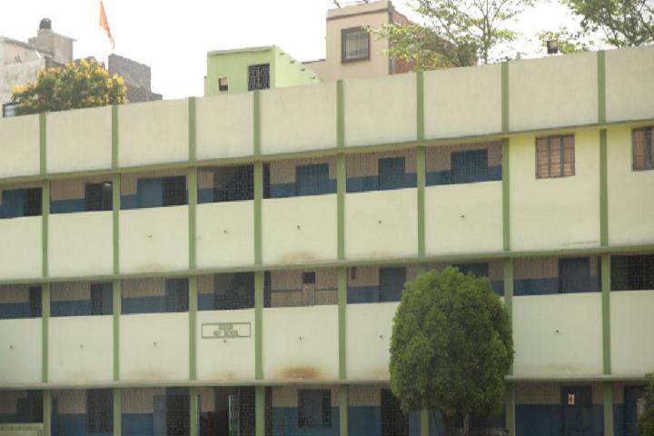 Kasidih High School-Campusview