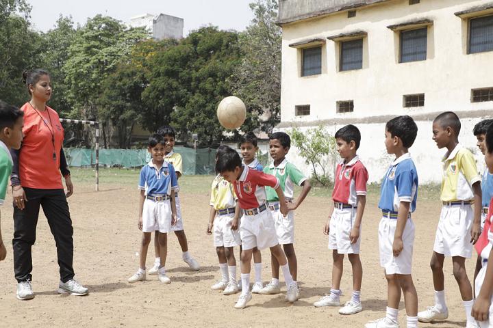 Kasidih High School-Games
