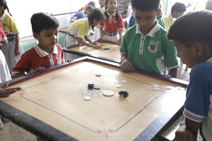Kasidih High School-Indoor Games