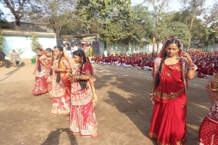 Kasturba Shree Vidya Niketan - Dance