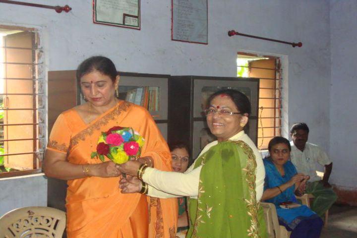 Kasturba Shree Vidya Niketan - Guest