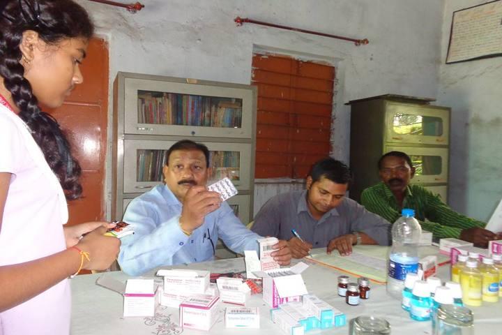 Kasturba Shree Vidya Niketan - Medical facility
