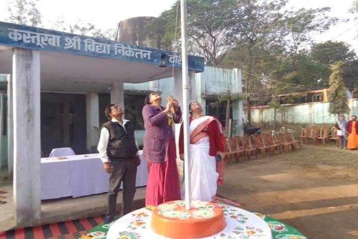 Kasturba Shree Vidya Niketan - On Independence day