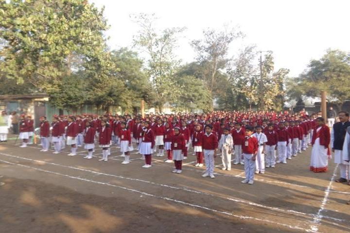 Kasturba Shree Vidya Niketan - Prayer