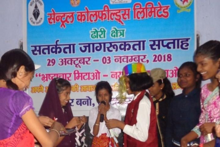 Kasturba Shree Vidya Niketan - Skit